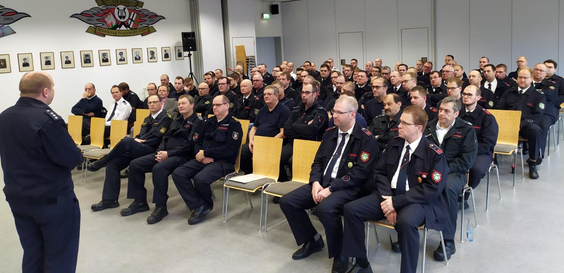 Führungskräftefortbildung der Feuerwehren